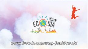 Unseren Freudensprung der Woche machen wir heute für Ecosia, die mit den heutigen Gewinnen Bäume in Australien platzt