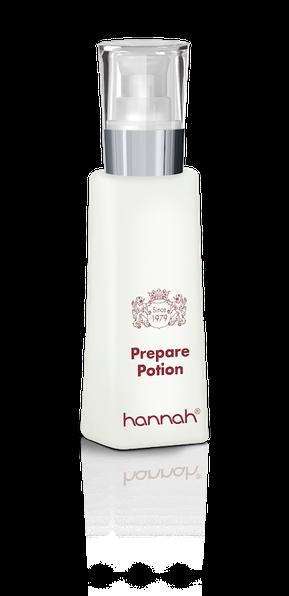 huidreiniging Prepare Potion