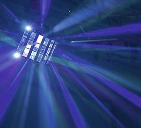 Lichteffektreihen mieten und leihen