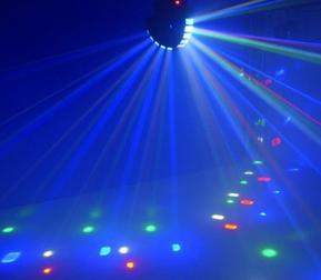 Lichteffekt mieten und leihen