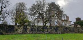 Château la Hitte en Nouvelle Aquitaine
