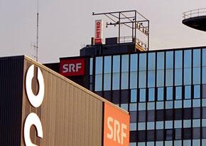 SRF, SRF Wetterstaton