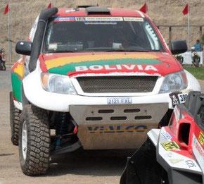 Rallye Dakar 2013 Paitit-Tours