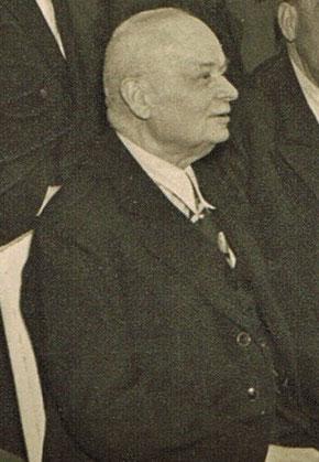 Dr. Grabley zum 80ten Geburtstag von Prof. Dr.Max Seige 1960 - Sammlung Dr. C.Seige