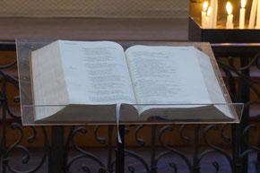 L'évangile du jour en breton
