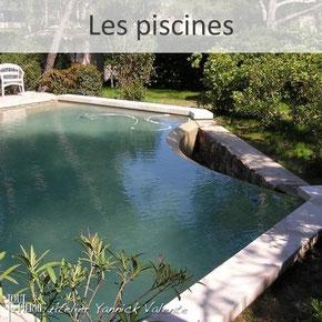 fabrication de piscine en pierre - Tout en Pierre - Var