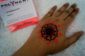 Henna selber machen