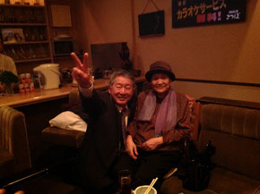 包国先生と91歳の女性