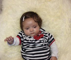 Neugeborene Baby Mädchen Haarspange Haarklammer Spange für feines Babyshaar Newborn Klammer Haarband