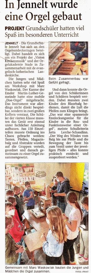 Ostfriesenzeitung 15.10.2021