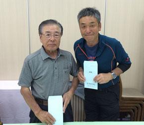 2016.5.18第68回優勝者、高橋至氏と横内会長