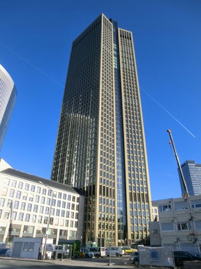 Frankfurt Gallus - Tower 185