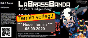 LaBrassBanda tickets