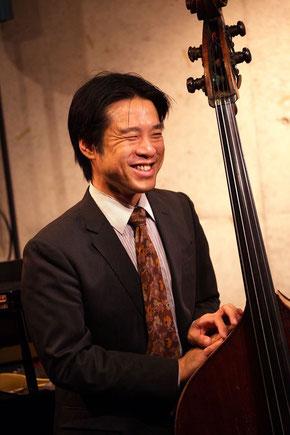 ベース科 ピアノ科 講師  池田 聡先生