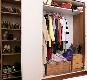 Zapatos que ocupan mucho espacio - AorganiZarte