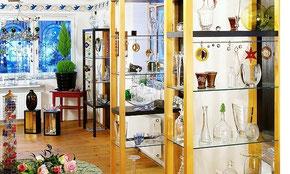 GlasKunstStudio Weissbriach, Ideen aus Glas, Kollektiv Fischka, Glas Gravur, Andrea Malowerschnig