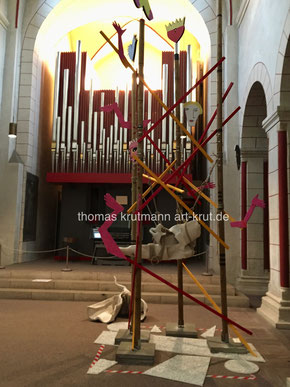Folge deinem Herzen, Thomas Krutmann, Ausstellung Marktkirche Goslar