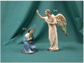 Anunciación del Ángel a la Virgen