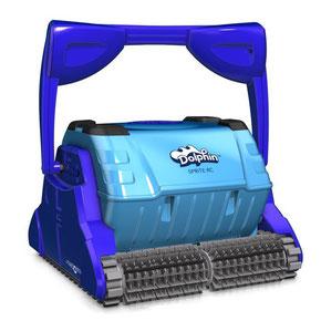 Robot pulitori per piscine Dolphin Sprite RC