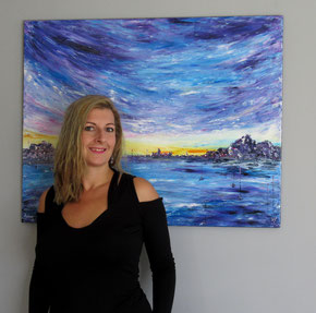 exposition-peintre-audrey-chal-charente-maritime