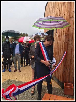 Inauguration de L'Épisode... la pluie nous a bénis ;)