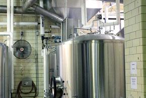 Brauerei Fliesen-Untergrund