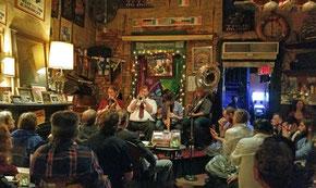 Fritzel's European Jazz Pub, Red Hot Brass Band