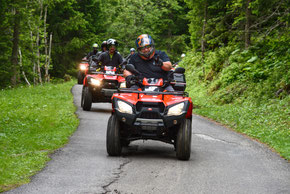 Quad tour switzerland