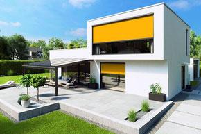 Senkrechtmarkise, Vertikalmarkise, Screens, Fenstermarkise, Fassadenmarkise