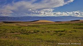 Voyage dans le Gobi de Mongolie