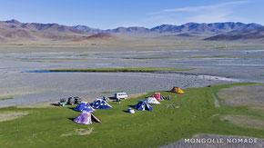 Des voyages en Mongolie