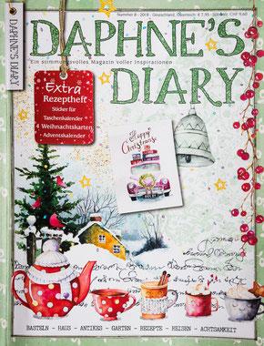 Daphne's Diary Magazin 2018