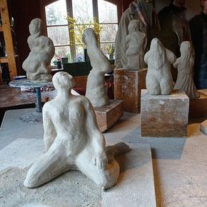 Keramikkurs, Töpferkurs, thematischer Kurs