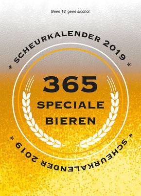 Scheurkalender 2019 Speciale bieren bier van plan100 harderwijk