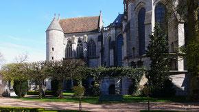 """""""Clic"""" sur l'image pour la page sur Chartres"""