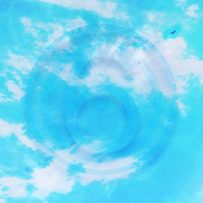 sky to ⑥ mark.