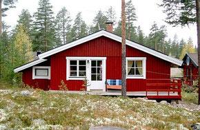 gebuchtes Blockhaus am See