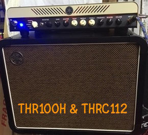 THR HEAD & THRC112 CAB - in store now