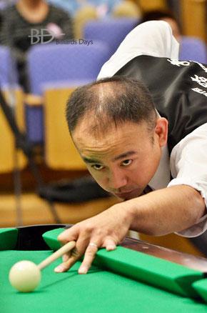 北谷好宏(Yoshihiro Kitatani) ※写真は昨年の全日本選手権時