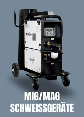 MIG/MAG-Schweißgeräte