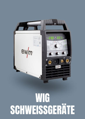 WIG-Schweißgeräte