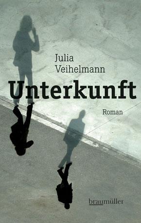 Titelbild von Julia Veihelmanns Roman
