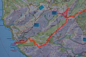 GTE Trekking: Etappe 5