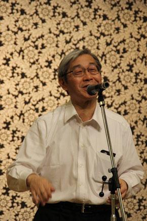 中澤社長の写真です