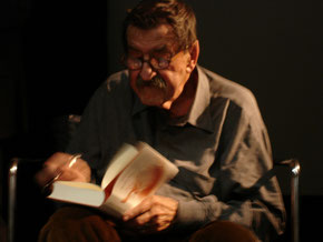 Günter Grass, © Valdemar Sousa