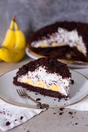 Maulwurfkuchen, Kuchen, Torte, vegancake, veganerKuchen, cake, pie