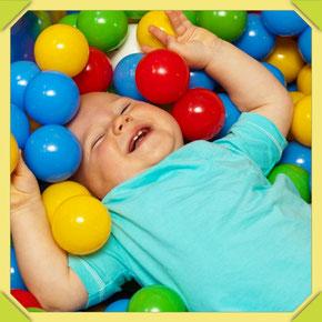 Babyturnen  Babys in Movement Graz Melanies Zwergerlschule