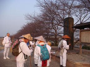 仏教伝来の碑