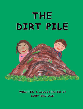 "A simple story about children's outdoor play and nature on their dirt pile. By author of It's MY Body  Lots of onomatopoeia to draw in the beginning reader.  Dedication quote from ""Last Child in the Woods"""