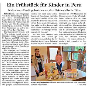 Quelle: Freilassinger Anzeiger, 04.08.2020
